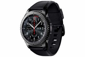 Samsung Gear S3 Frontier Best Smartwatches in India
