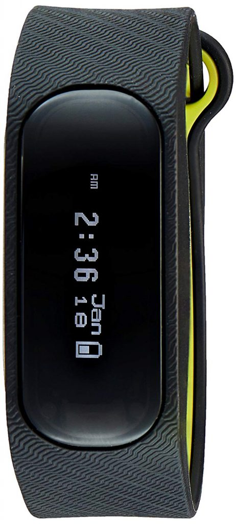 Fastrack Reflex 2.0 is #3 in the list of recommended running fitness tracker for healthy workout report track.