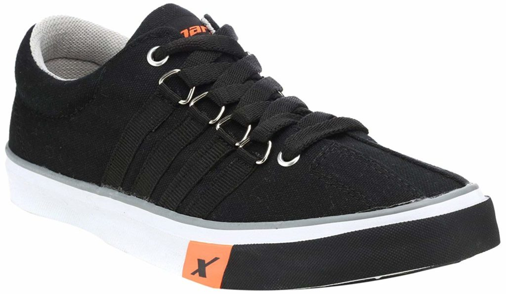 Best shoes out of top 10 : Sparx Men's Canvas Sneaker
